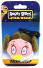 Star Wars Angry Birds - (Back Pack Clips) - Princess Leia  Toy - Rotaļlieta