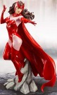 MARVEL COMICS AVENGERS SERIES SCARLET WITCH ARTFX+ STATUE/figures