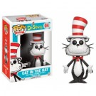Funko POP! Books Dr. Seuss - Cat In The Hat Vinyl Figure 10cm FK12449