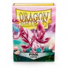 Dragon Shield Standard Sleeves - Matte Pink (60 Sleeves)