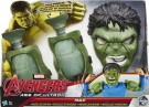 AVN Hulk Muscles and Mask