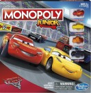 MONOPOLY JUNIOR - CARS 3 C1343