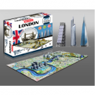 4D Cityscape - London Puzzle 40012
