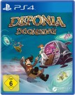 Deponia Doomsday Playstation 4 (PS4) video spēle