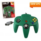 TTX N64 Classic Controller Green - pults