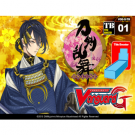Cardfight!! Vanguard G - Title Booster Display 01: Touken Ranbu Online - (12 Packs) - EN VGE-G-TB01