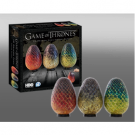 4D Cityscape - Game of Thrones Dragon Egg Puzzles Set 30009