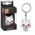Funko POP! Keychain: Game of Thrones: Ghost Vinyl Figure 4cm FK34910