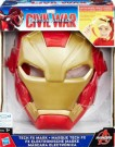 Iron Man Tech Mask (Captain America Cival War Series)