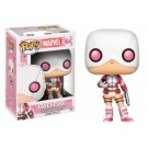 Funko POP! Marvel - Gwenpool with Gun and Phone Vinyl Figure 10cm FK13198