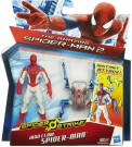 Spiderman Spiderstrike 3.75in IronClaw - Toy