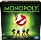 (D) Monopoly Ghostbusters (Damage Packagaing) /Boardgames