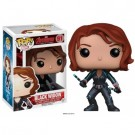 Funko POP! Marvel - Avengers Age Of Ultrone Black Widow Vinyl Figure 10cm FK4793