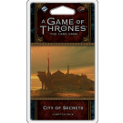 Galda spēle FFG - A Game of Thrones LCG 2nd Edition: City of Secrets - EN FFGGT47