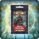 Galda spēle Hero Realms - Lich Boss Deck Display (6 Packs) - EN WWG508