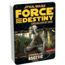 FFG - Star Wars RPG: Force and Destiny - Ascetic Specialization Deck - EN FFGuSWF38