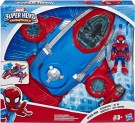 Marvel - SHA Spider Man JetQuarters /Toys