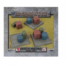 Battlefield In A Box - Galactic Warzones - Storage Crates BB586