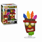 Funko POP! Crash Bandicoot: Aku Aku Vinyl Figure 10cm FK33915