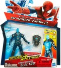 Spiderman Spiderstrike 3.75in Electro Powerclaw - Toy