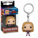 Funko POP! Keychains Captain Marvel - Captain Marvel Vinyl Figure 4cm FK36438