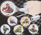 Mario Kart Wii Projectors pack of 12 Gacha