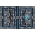 D&D: Vinyl Game Mat - Sanctuary of Fate 72770