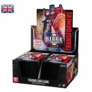 Transformers TCG - War for Cybertron Siege 1 Booster Display (30 Packs) - EN TTCG-WCS-EN