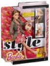 Barbie - Style Dolls - Teresa Floral Dress  Toy - Rotaļlieta