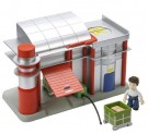 Postman Pat - Playset Sorting Office with figure - Toy