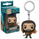 Funko POP! Keychain Aquaman - Arthur Curry as Gladiator Vinyl Figure 4cm FK31191
