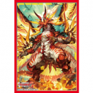 "Bushiroad Sleeve Collection Mini - Vol.307 Cardfight!! Vanguard G Zero Dragon Draguma of Prison Fire"" (70 Sleeves)"" 731212"