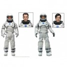 Christopher Nolan's Interstellar - Cooper & Brand Clothed Deluxe Action Figures 20cm Limited Edition 2-Pack NECA14925