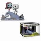 Funko POP! NBX - Jack and Sally on the Hill Vinyl Figures 10cm FK32834