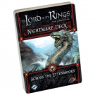 Galda spēle FFG - Lord of the Rings LCG: Across the Ettenmoors Nightmare Deck - EN FFGuMEN39
