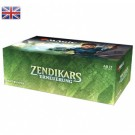 MTG - Zendikar Rising Draft Booster Display (36 Packs) - EN MTG-ZNR-BD-EN