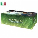 MTG - Zendikar Rising Draft Booster Display (36 Packs) - IT MTG-ZNR-BD-IT
