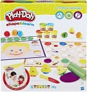 PLAY-DOH SHAPE AND LEARN LETTERS AND LANGUAGE B3407