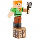 "Minecraft - 3.25"" Comic Figure Alex /Toys"