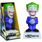 DC Comics Wisecracks JOKER I'm Crazy About You 6-inch Bobble Head FK2823