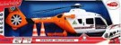 Dickie - Action Series - Dickie Toys Light And Sound Blue Rescue Helicopter /Toys