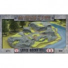 Battlefield in a Box Terrain - Large Rocky Hill BB502
