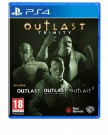 Outlast Trinity Playstation 4 (PS4) video spēle