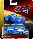 Cars 3 - Die Cast Cam Spinner /Toys