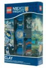 Lego Kids Mini Fig Watch Nexo Knight Clay