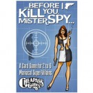 Galda spēle Before I Kill You, Mister Spy - EN 237CAG