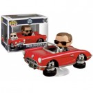 Funko POP Rides! Marvel - Director Coulson with Lola Vinyl Figure Set 12cm FK6328