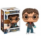 Funko POP! Movies Harry Potter - Harry Potter with Prophecy Vinyl Figure 10cm FK10988