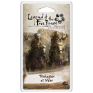 Galda spēle FFG - Legend of the Five Rings LCG: Rokugan at War - EN FFGL5C29