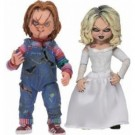"Chucky - 18Cm Scale Action Figure - Ultimate Bride of Chucky Chucky & Tiffany"" 2-Pack"" NECA42114"
